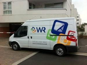 WR - Van